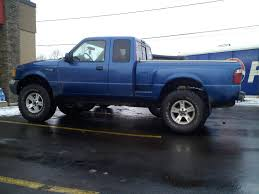 Can I Fit 36 Or 35 Inch Tires On My Ford Ranger With A 5 Inch Lift ...