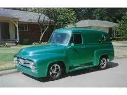 100 1955 Ford Panel Truck Best Cars 2018