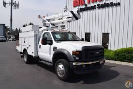 100 Bucket Trucks For Sale In Pa 2010 D F550 4x4 Altec AT37G 42 Hybrid Truck Crane For