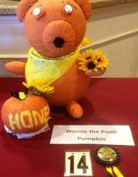 Winnie The Pooh Pumpkin by Pumpkin Decorating Contest A Big Hit The Fountains At