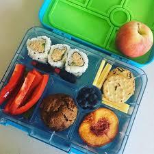 Sushi Bento Box Toddler Lunch Idea