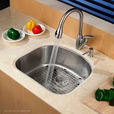 33x22 Undermount Kitchen Sink by Kraus 23 38