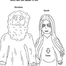 Coloring Pages Jesus Fish Disciples Abrams Three Visitors