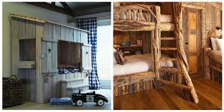2 Beautiful Bed In Rustic Style