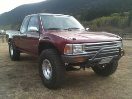 1989-1995 Toyota Pickup Ivan Dan Style Fenders And Hood Kit - 4 ...