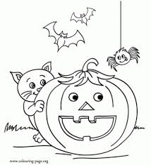 Pumpkin Coloring Pages For Preschoolers 89461