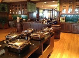 The Omni Grove Park Inn Breakfast Buffet Blue Ridge Dining Room
