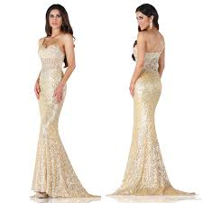2015 gold sequins evening dresses with one shoulder pageant