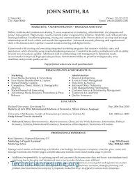 Entry Level Administrative Assistant Resume Best Job Interview Executive Templates Amp Objective Examples Le
