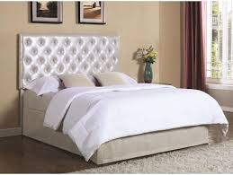 Value City Furniture Tufted Headboard by Coaster Upholstered Beds Upholstered Queen Full Headboard With Led
