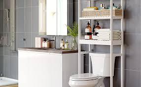 badezimmerablagen regale homfa toilettenregal weiß