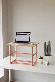 How To Make A Stylish Standing Desk Riser