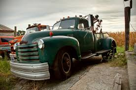 100 1950 Chevrolet Truck Early S 6100 Tow J Eldon Zimmerman