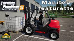 Farming Simulator 19   Manitou Featurette   We Have A Forklift ... Certified Preowned Forklifts Pallet Jacks Lift Trucks Abel Womack Virtual Reality Simulator For The Handling Of Ludus Forklift Truck The Simulation Macgamestorecom Lsym 2009 Game Screenshots At Riot Pixels Images Cargo Transport Android Apk Download Toyota V20 Mod Farming 17 19 Manitou Featurette We Have A Forklift Heavy 2018 Free Games Free Download Alloy Machineshop 120 Light Metal Toy Fork