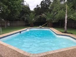 pool tile cleaned and re plastered south pool tile