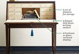 the essential guide to the secretary desk one kings lane