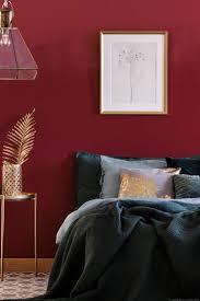 wall colors in bordeaux claret from www kolorat de