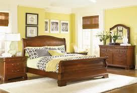 Villa Grand Four Piece Queen Bedroom Set Huffman Koos Furniture