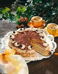 cappuccino nuss torte rezept lecker leckere torten
