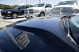 100 Are Dodge Rams Good Trucks Fiat Chrysler Settles In Lawsuit Over Dieselemissions Cheating