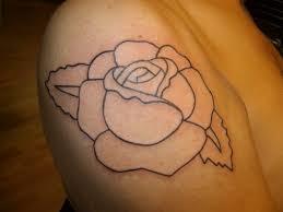 Sailor Jerry Rose Tattoo