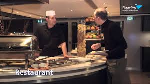 sous chef cuisine sous chef aboard a river cruise ship of fleetpro presented