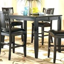 Ashley Furniture Counter Height Dining Set Table Kitchen Room Signature Design
