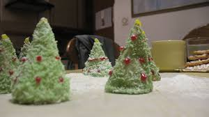 Christmas Tree Preservative Recipe Sugar by Easy 3d Christmas Tree Cookies 4 Steps With Pictures