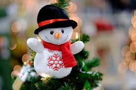 Frosty Snowman Christmas Tree Topper by Christmas Themed Post With Photos From The Festival Of Trees Dav