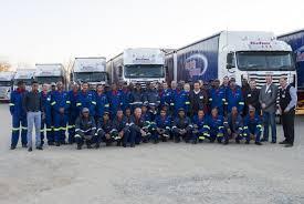 100 First Fleet Trucking MercedesBenz SA Supports Fleet Owners In Educating Truck Drivers