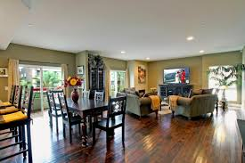 Fabulous Floor Plan Floors Dining Room Kitchen Living Interior Open Small Space L