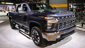 100 Build A Chevy Truck 2020 Chevrolet Silverado HD Has New V8 Can Tow 35500 Pounds