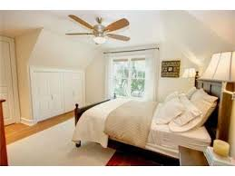 Love The Knee Wall Built In Closets And Ceiling Fan