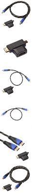 New Braided HDMI Cable V1 4 AV HD 3D Adapt to PS3 Xbox HDTV 1080P
