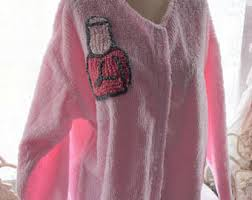 Chenille Bed Jacket by Etsy Your Place To Buy And Sell All Things Handmade
