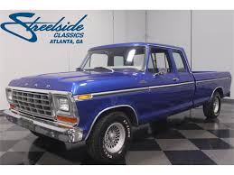 100 79 Ford Truck For Sale 19 F150 For ClassicCarscom CC1082643