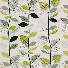 Fabric For Curtains Cheap by Autumn Leaves Curtain Fabric Lime Cheap Prints U0026 Checks Curtain