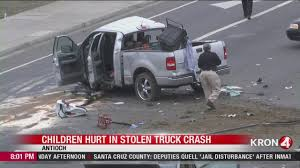 VIDEO: 4-year-old Girl Dies After Driver In Stolen Truck Crashes In ... Semi Truck Crashes Accidents Youtube Regulators Tankertruck Crashes And Spills An Creasing Worry On Smart Car Slams Into Dump Truck 405 In Inglewood Abc7com Best Accident Compilation Amazing Drivers Indicted Two Separate 5fatality 2015 I Gurnee Il Semi Original Video Into Row Of Houses Kills 5 Opposing Views Video Accident New Jersey Turnpike I95 House Abbotsford Charges Pending For Ftilizer Highway 32 West Toohigh Railroad Bridge