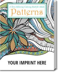 We Can Put Your Logo On Adult Relaxation Coloring Books Use This Hot New Trend