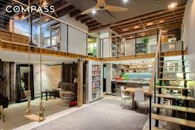 100 Industrial Lofts Nyc Renovated Tribeca Loft With Rustic Touches Wants 165M