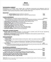 Home Health Nurse Resume From Emergency Room Er Sample Resumes