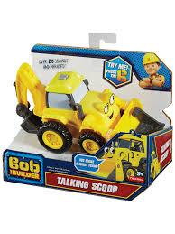 100 Bob The Builder Trucks Talking Scoop Vehicle At John Lewis Partners