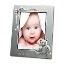 cadre photo bapteme personnalise joli cadeau idée cadeau naissance cadeau baptème cadre photo ours