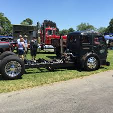 Photo: Rat Rod White Cabover 6 @ Macungie Truck Show 2016 VP Photo ...