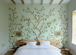 Bedroom Wallpaper Decorating Ideas Home Interior Design