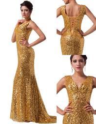 gold long prom dresses 2017 dresses for women cheap prom dresses