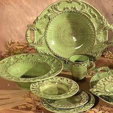 48 Tuscan Dinnerware Artimino Countryside Stoneware