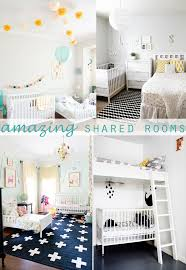 Amazing Shared Kids Children Room Bedroom Ideas Png Cute Boy A Full Size