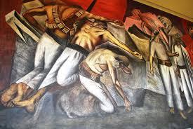 Stalinist Mural Diego Rivera Rockefeller Center by November 2013 Michael Martinez