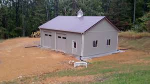 30x40x12 Residential Garage In Edinburg, VA (RAS12102) - Superior ... Garage Cost To Build A 30x40 Pole Barn 2 Story Kits Residential Buildings Timberline Images Of Pole Barn With Lean To 30 X 40x 12 Wall Ht House Plan Prices Amish Country Barns Menards Portable Strict Budget Build In Nj The Journal Board Milligans Gander Hill Farm Eight Nifty Tricks Save Money When Building A Wick Morton Hansen Affordable